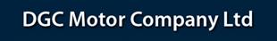 D G C Motor Company logo