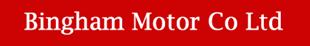 Bingham Motor Co Ltd logo
