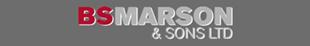B S Marson & Sons logo