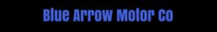 Blue Arrow Motor Co logo