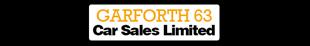 Garforth 63 Car Sales Ltd Logo