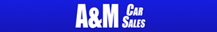 A&M Car Sales LTD logo