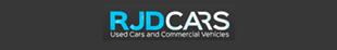 RJD cars logo