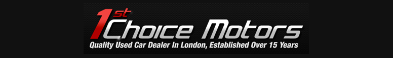 1st Choice Motors Logo