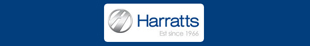 Harratts Honda Wakefield logo