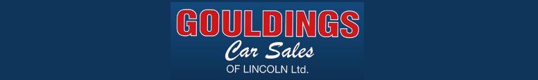 Gouldings Car Sales (North Hykeham) Logo