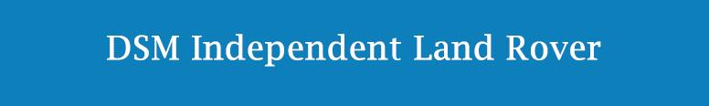 DSM Independent Land Rover Logo