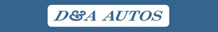 D and A Autos Logo