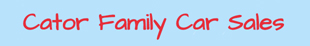 Cator Family Car Sales logo
