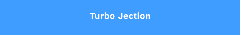 Turbo Jection Logo