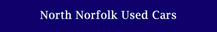 North Norfolk Used Cars logo