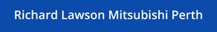Richard Lawson Mitsubishi logo