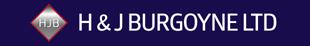 H&J Burgoyne Van and Car Sales Logo