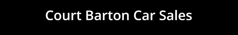 Court Barton Car Sales Logo