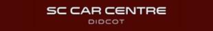 SC Car Centre logo