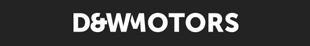 D & W Motors Logo