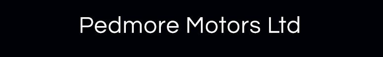 Pedmore Motors Ltd Logo