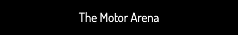 The Motor Arena Westholme Road Logo