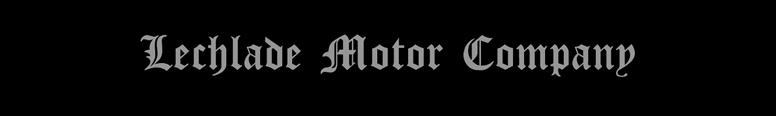 Lechlade Motor Company Logo