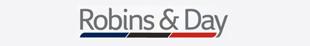 Robins & Day Peugeot Newport logo