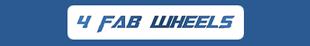 4 Fab Wheels logo