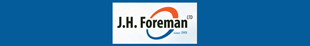 JH Foreman logo
