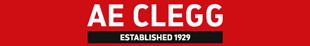 AE Clegg logo
