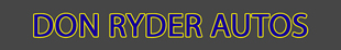 Don Ryder Autos logo