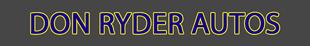 Don Ryder Autos logo
