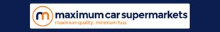 Maximum Car Supermarkets logo
