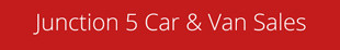 Junction 5 Car & Van Sales Ltd logo