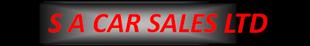 S A Cars logo