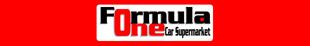 Formula 1 Car Supermarket logo