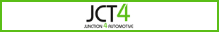 JCT 4 automotive logo