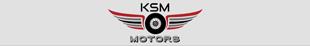 KSM Motors logo