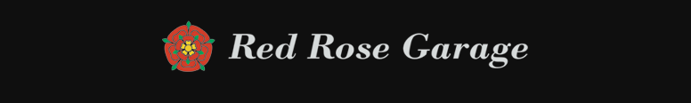 Red Rose Garage Logo