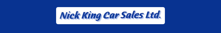 Nick King Car Sales (Cinderford) Logo