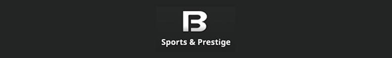 B & M Sports and Prestige Cars Logo