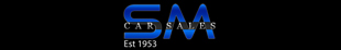 SM Car Sales logo