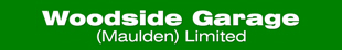 Woodside Garage logo
