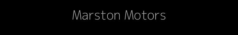 Marston Motors Logo