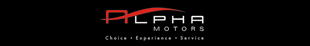 Alpha motors logo