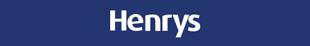 Henrys Honda logo