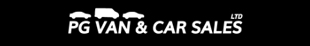 Pg Van and car sales logo