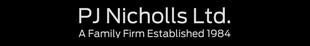P J Nicholls Ltd Pershore logo