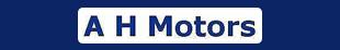 A H Motors Logo