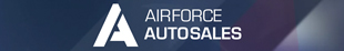 Air Force Auto Sales logo