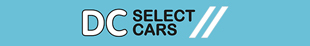 DC SELECT CARS logo