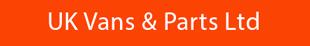 UK Vans & Parts Ltd logo